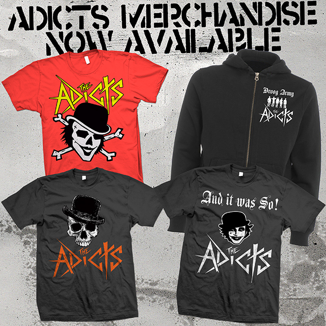 Adicts Merchandise