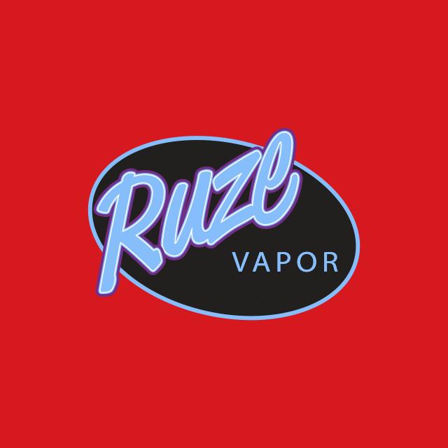Ruze Vapor logo