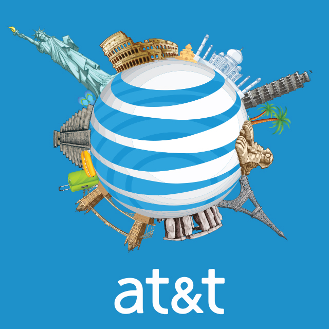 AT&T Advertising Solutions Art