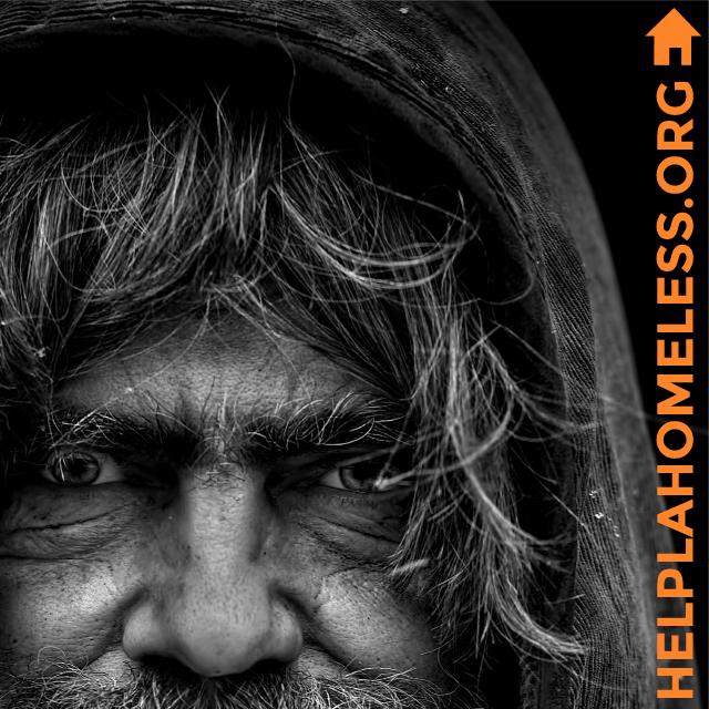 Help LA Homeless Poster