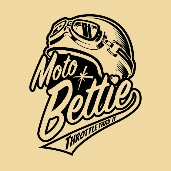 Graphic Design for MotoBettie in Fullerton CA
