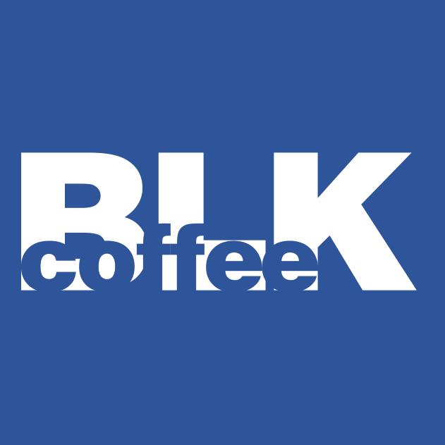 BLK Coffee Logo