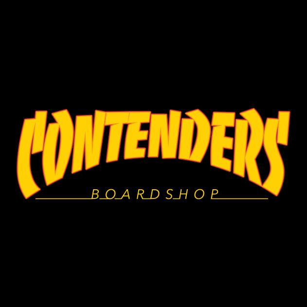 Contenders Boardshop Logo