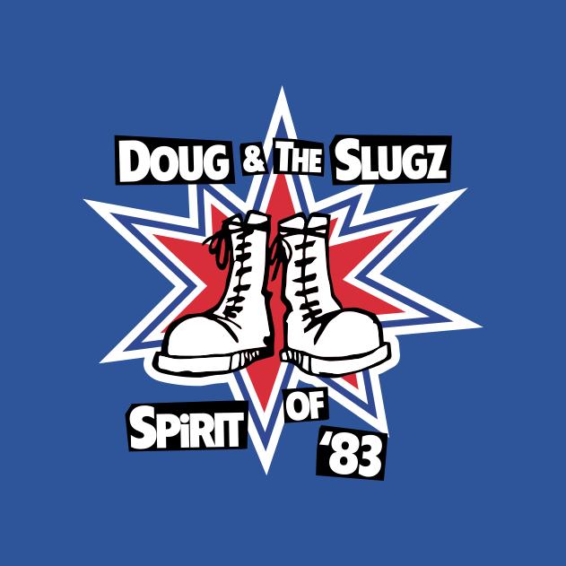 Doug and the Slugz Band Logo