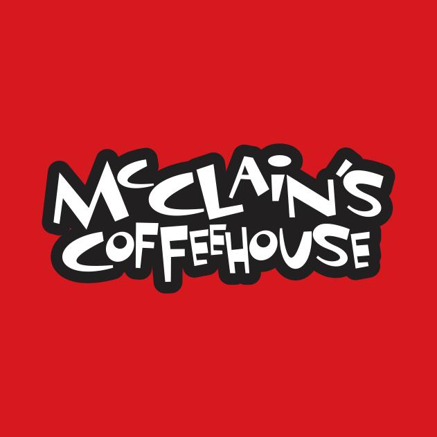 McClains Coffeehouse Logo