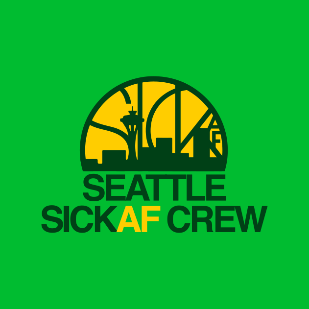 SickAF Seattle Area Crew