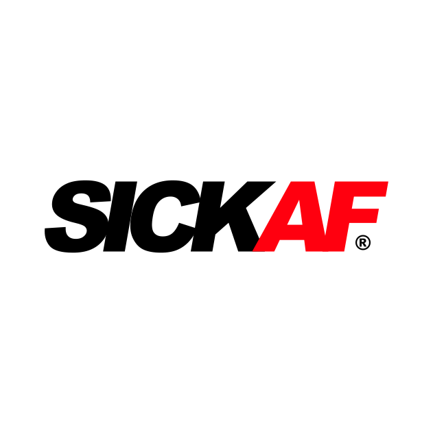 SickAF Logo Design