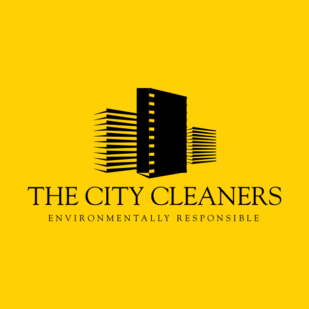 The City Cleaners Logo Design