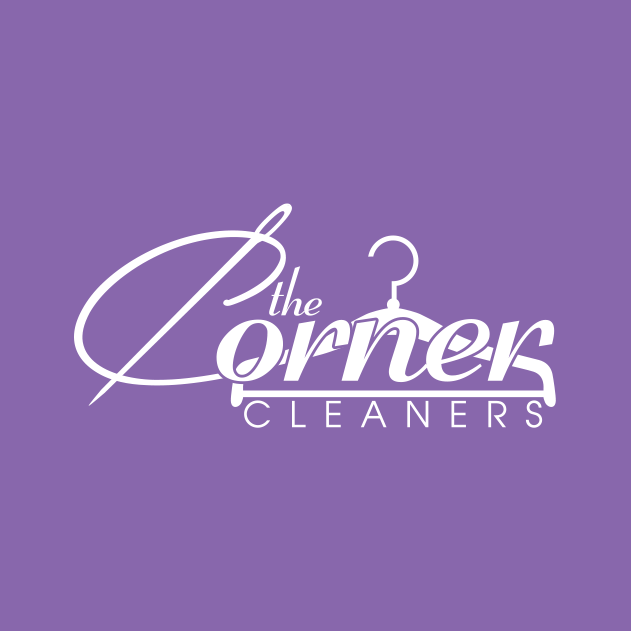 The Corner Cleaners Logo Design