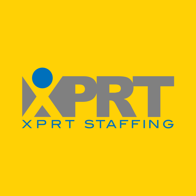 Xpert Staffing Logo Design